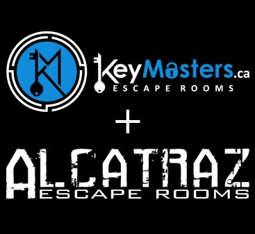 KeyMasters and Alcatraz Escape Rooms